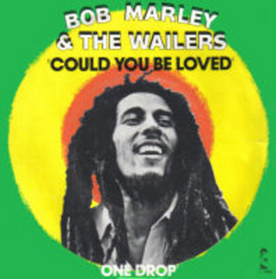 Product picture Bob Marley - Could you be loved
