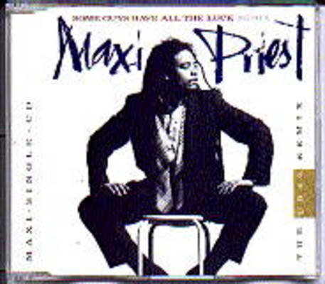 Product picture Maxi Priest - Some guys have all the luck